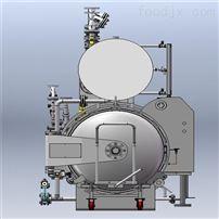 300不锈钢商用多功能蒸汽式夹层锅