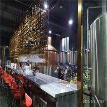 山西300升自釀啤酒設備 釀酒機器