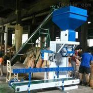 复合肥料颗粒定量包装机