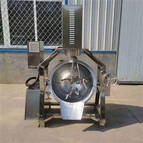 200L燃气半自动行星炒锅~电加热夹层锅