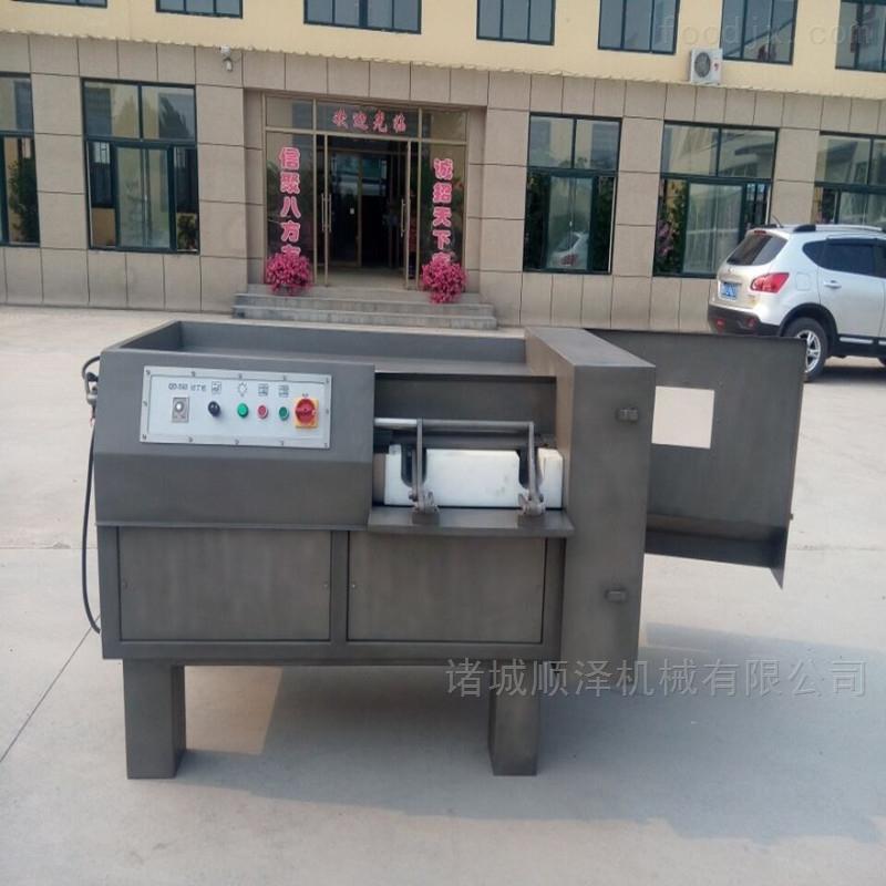 专业供应新款全自动鲜肉切丁机