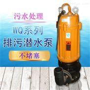 潜水排污泵立式农用无堵塞潜污泵家用排水泵