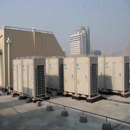 潍坊电子厂洁净车间更换中央空调工程