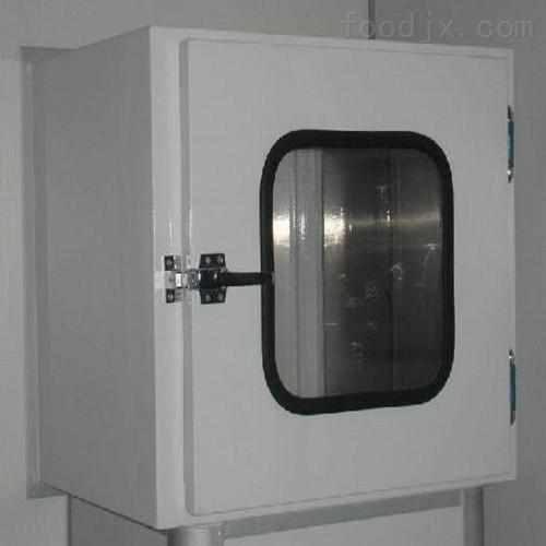 东营净化工程安装传递窗厂家报价
