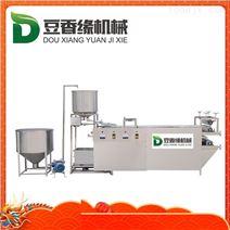豆香缘豆腐皮机整套生产线一到两人即可操作