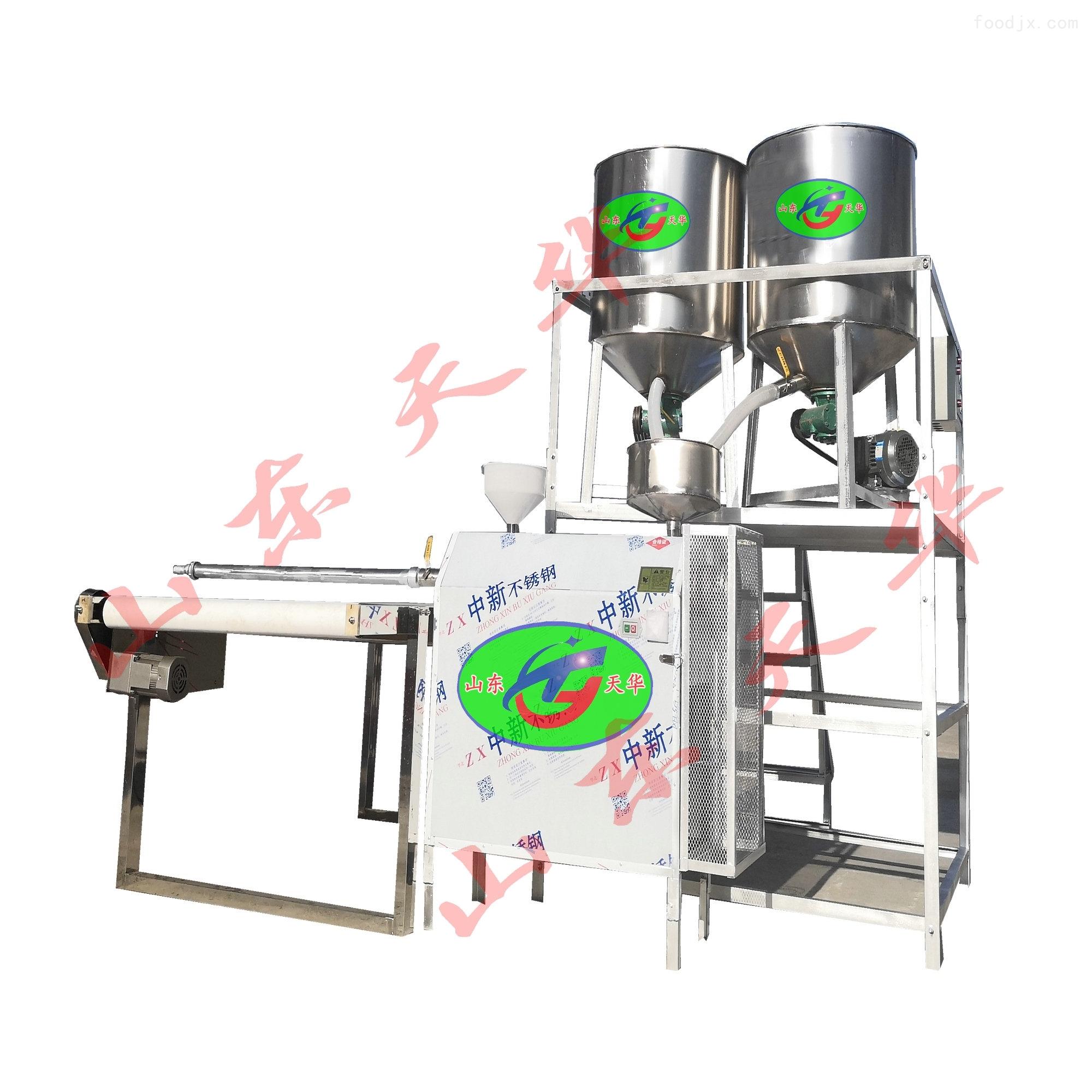 红薯粉条制作机器