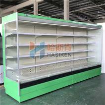 敞開式水果蔬菜保鮮專用冷藏展示櫃