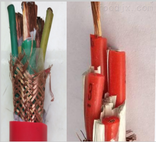 ZA-KFGRP-3*2.5氟塑料絕緣硅橡膠控制電纜