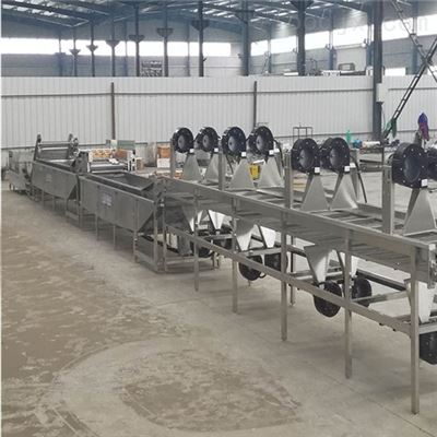SCJGSB-3000全套蔬菜加工设备哪里有