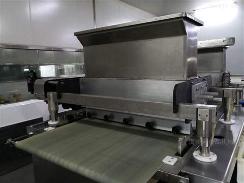 自动化曲奇酥性饼干生产线