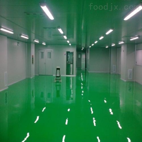 日照净化工程厂家做生物医药实验室装修
