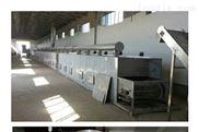 翻板带式烘干机应用于硅碳球、硅铁球、硅球