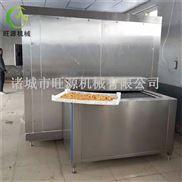 旺源供应低温可控速冻面食机器 包子速冻机