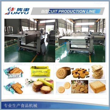 QH-250~1200饼干辊印成形机,酥性饼干成型机