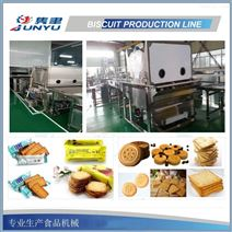 饼干喷油机,饼干生产线