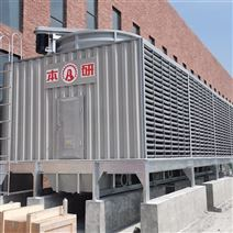 六安200T方形横流冷却塔 空调塔