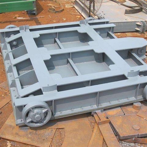 环保水处理设备厂家成都钢制结构方形闸门