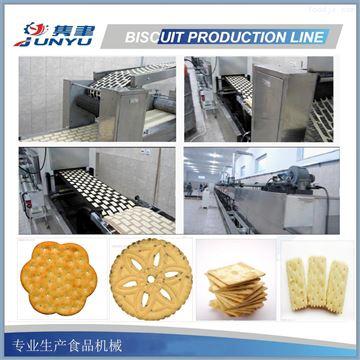 QH250蔬菜饼干生产线