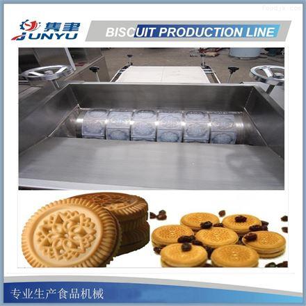 桃酥饼干生产线