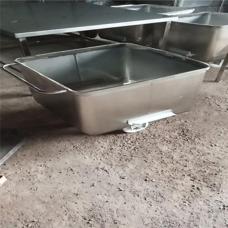 食品自动上料小料车