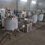 巴氏牛奶杀菌机设备 袋装牛奶灌装流水线