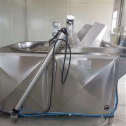 花生米油炸机|电加热节能环保油炸锅