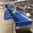 5000蔬菜气泡清洗机 新疆净菜加工设备热销
