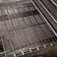 不锈钢链条式网带刮板输送机网带定做