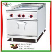 EG-786A立式電扒爐連焗爐/煎扒爐