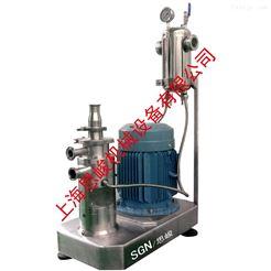 GLC2000工业化自吸式粉液混合机