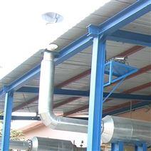 發電機組余熱鍋爐蒸發器