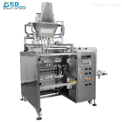 BSP-480F/720F/960F咖啡包边封多列包装机
