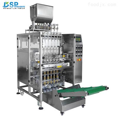 BSP-280BJ/560BJ多列酱体膏体背封包装机
