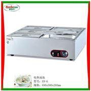 EH-6商用电热汤池/台式六盆暖汤炉