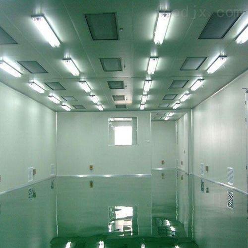 总结威海洁净厂房设计中风口的安装