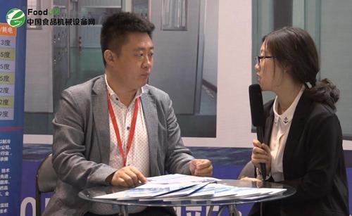 专访青岛冰岩制冷设备有限公司总经理张书宾
