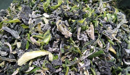 脫水蔬菜采購量增長 凍干設備升級生產工藝