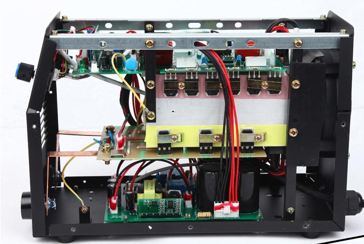 zx7一200焊机主板电路图百度云