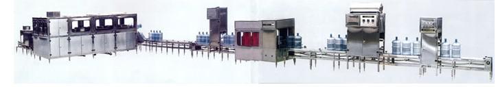 qgf型-桶装线纯净水生产线-张家港市帅飞饮料机械