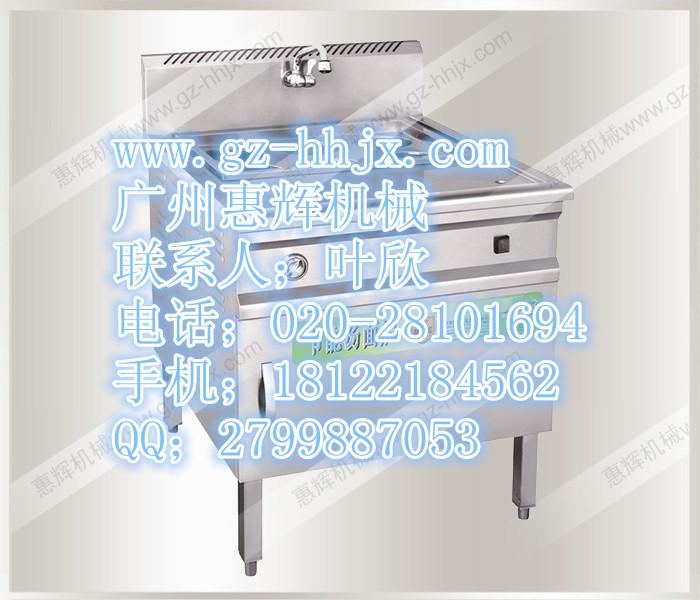 型号:HH-0414 规格:638*718*730mm 内桶:450*450H 最大容量:70L 热负荷:12KW 开水时间:16分钟 节能六头电热/燃气煮面炉特点: 1.高效节能燃烧器,风机助燃比同类产品燃烧效果更强,加热速度快,省时达40%以上; 2.优质不锈钢制造,卫生耐用; 3.先进微电脑自动控制系统,无气断电,无电断气,安全可靠; 4.