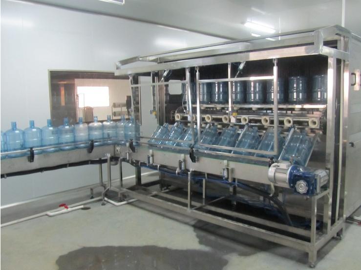 qgf-桶装纯净水设备