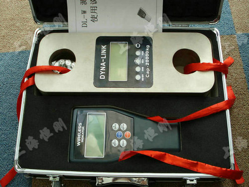 红外遥控测力计