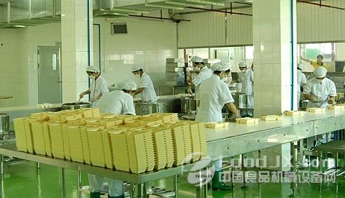 年产万吨净菜工厂设计初探图片