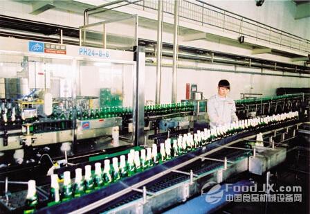 自动化生产线让燕京啤酒畅销国内外