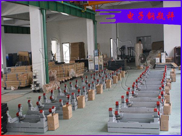 4-20ma控制电子钢瓶秤,上海,常规钢瓶秤