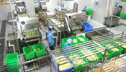 中央厨房推动餐饮企业标准化,工业化发展