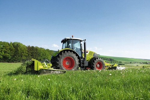"""当温室大棚""""牵手""""互联网      作为农业现代化的前沿重点,农业"""
