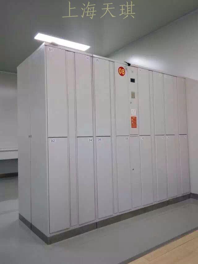 天津超市储物柜