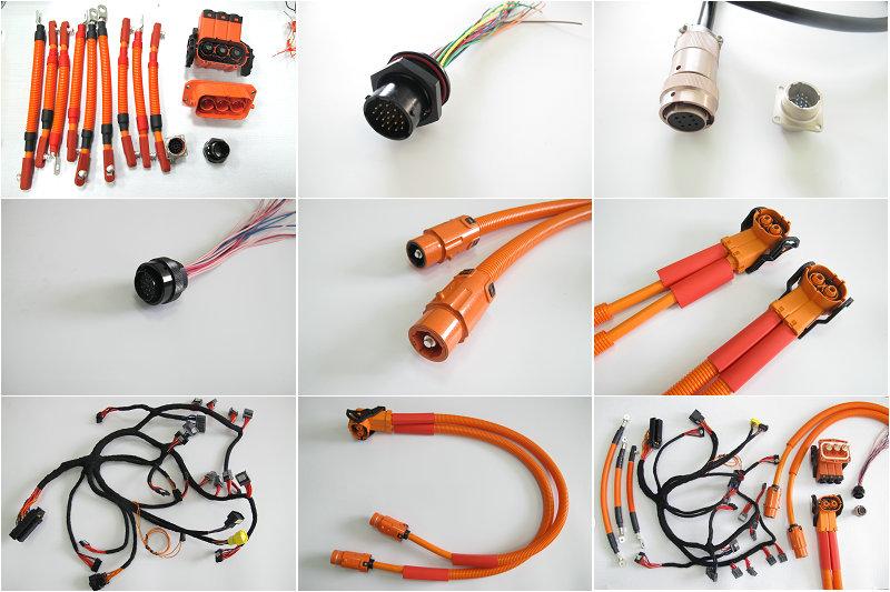 新能源汽车线束连接器