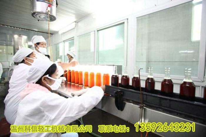 整套饮料设备酵素v饮料酵素|全自动苹果苹果灌有限公司广州制冷设备龙欣图片